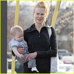 Nicole Kidman To Adopt Alpaca?