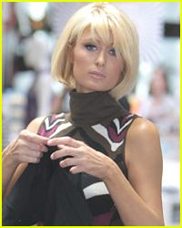 Paris Hilton In A Club Brawl