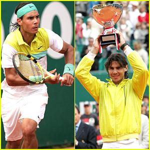 Rafael Nadal is a Monte Carlo Master