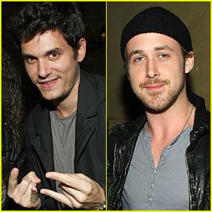 John Mayer & Ryan Gosling Tell The Story of Anvil