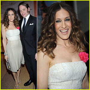 Sarah Jessica Parker is The Philanthropist