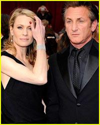 Sean Penn Splits From Wife -- Again