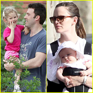 Seraphina Affleck is a Boston Baby