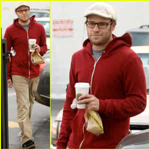 Seth Rogen is Suddenly Skinny