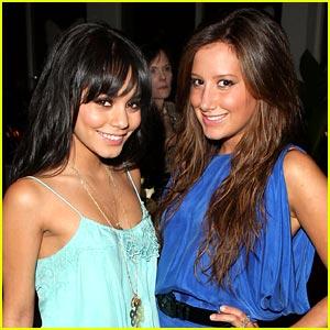Vanessa Hudgens & Ashley Tisdale: LG Lovely