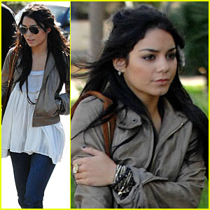 Vanessa Hudgens Has Court Complications