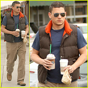 Wentworth Miller: You're Hot and You're Cold