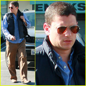 Wentworth Miller Hits The Mother Lode