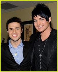 Adam Lambert and Kris Allen: Naked Bromance?