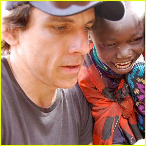 Ben Stiller Saves The Children