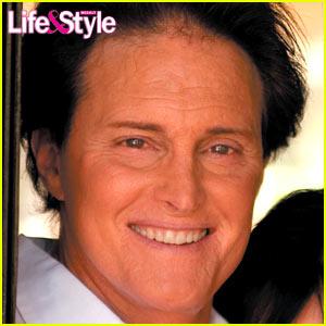 Bruce Jenner: Peep My New Face!