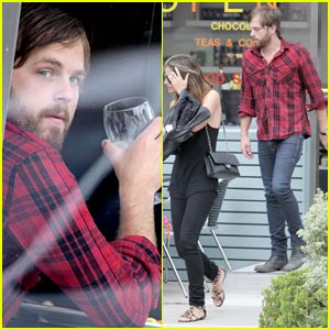 Caleb Followill & Lily Aldridge: Petrossian People