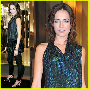 Camilla Belle is Gucci Luncheon Lovely