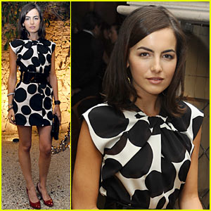 Camilla Belle is Gucci Gorgeous