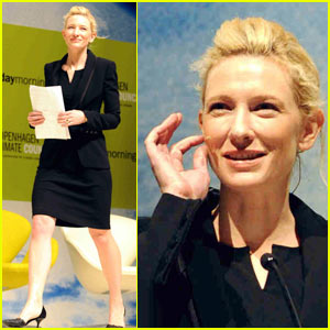 Cate Blanchett: World Business Summit Sensible