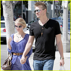 Chad Michael Murray & Kenzie Dalton: Kitson Couple
