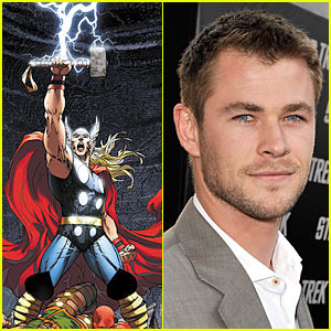 Chris Hemsworth is Thor Thor Thor!