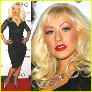 Christina Aguilera is a Stephen Webster Woman