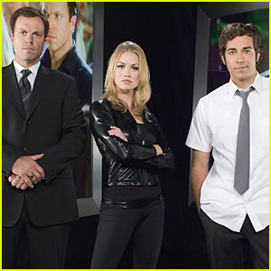 'Chuck' Gets Renewed!!!