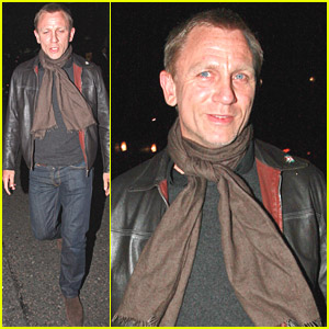 Daniel Craig Knows His Nobu
