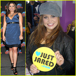 Danielle Fishel Can Dish It, Can You?