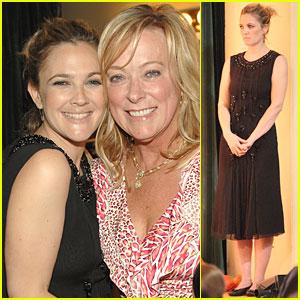 Drew Barrymore Honors Lupus LA Efforts