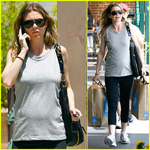 Ellen Pompeo: Grey's Anatomy Season Finale!
