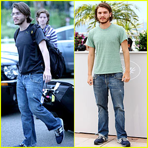 Emile Hirsch: Cannes Opener