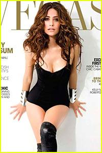 Emmy Rossum Covers Vegas Magazine