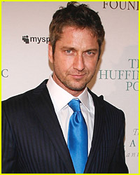 Gerard Butler: Charged With Misdemeanor Battery