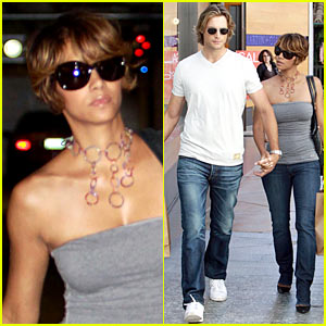 Halle Berry is a Hollister Hottie