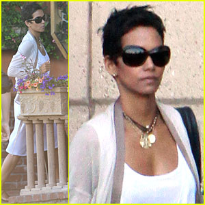 Halle Berry Comes Up Short