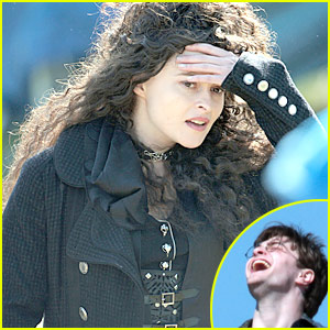 Helena Bonham Carter	is Bellatrix Brave
