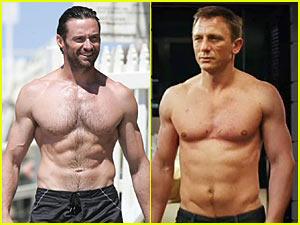 Hugh Jackman & Daniel Craig To Hit Broadway Together in 'A Steady Rain'