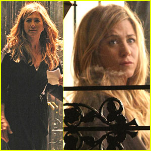 Jennifer Aniston is Back in Black