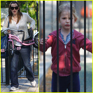 Jennifer Garner: Top Celebrity Mom