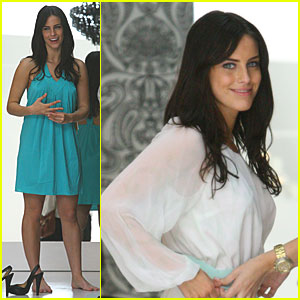 Jessica Lowndes is Shopping Chic