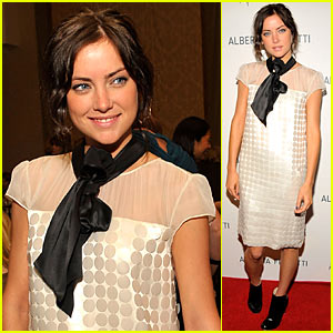 Jessica Stroup Chooses CHIPS