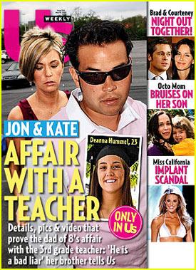 Jon Gosselin's Affair With Deanna Hummel Confirmed?
