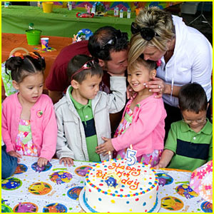 Jon & Kate Plus 8: Sextuplets Birthday Celebration
