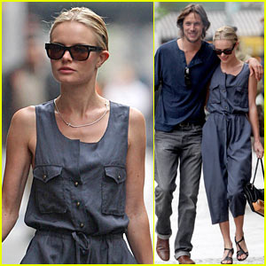Kate Bosworth & James Rousseau: L.E.S. Elegant