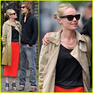 Kate Bosworth: Pre-MET Costume Institute Gala