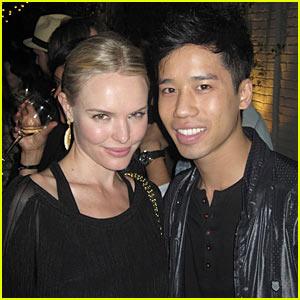 Kate Bosworth is Spring Fling Sweet