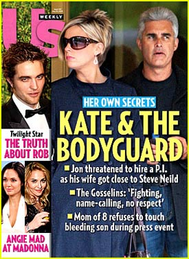 Kate Gosselin and the Case of the Bodyguard
