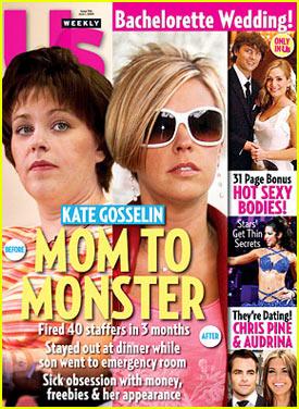 Kate Gosselin: Mom To Monster?