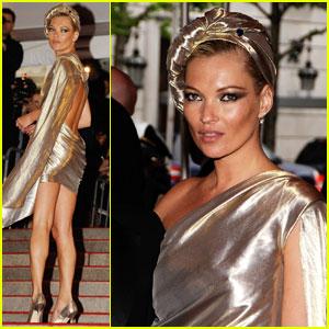 Kate Moss - 2009 MET Costume Gala