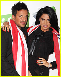 Katie Price and Peter Andre Split