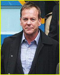 Kiefer Sutherland: Charged With Assault