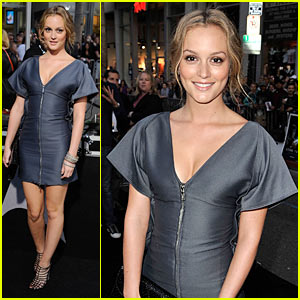 Leighton Meester is Star Trek Sexy