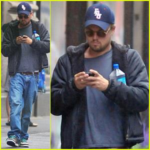 Leonardo DiCaprio Navigates NYC